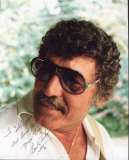 CARL LEE PERKINS - AUTOGRAPHED INSCRIBED PHOTOGRAPH 1986