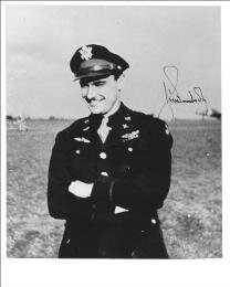 LT. COLONEL JAMES A. GOODY GOODSON - AUTOGRAPHED SIGNED PHOTOGRAPH