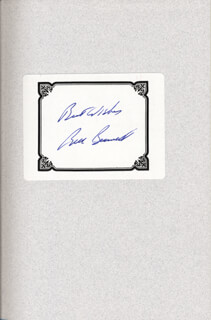 WILLIAM J. BENNETT - BOOK SIGNED CIRCA 1994
