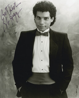 ROBERT HEGYES - AUTOGRAPHED SIGNED PHOTOGRAPH