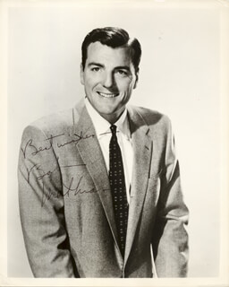 BOB MATHIAS - AUTOGRAPHED SIGNED PHOTOGRAPH
