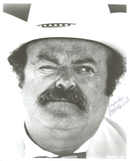 PAT McCORMICK - AUTOGRAPHED SIGNED PHOTOGRAPH
