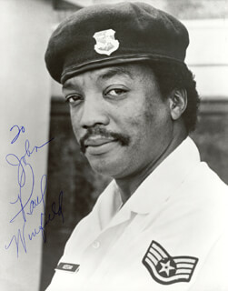 PAUL WINFIELD - AUTOGRAPHED INSCRIBED PHOTOGRAPH