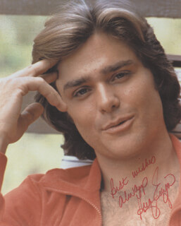 GREG EVIGAN - AUTOGRAPHED SIGNED PHOTOGRAPH