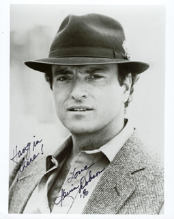 KEVIN DOBSON - AUTOGRAPHED SIGNED PHOTOGRAPH 1990