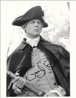 BARRY BOSTWICK - AUTOGRAPHED SIGNED PHOTOGRAPH