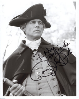 BARRY BOSTWICK - AUTOGRAPHED INSCRIBED PHOTOGRAPH