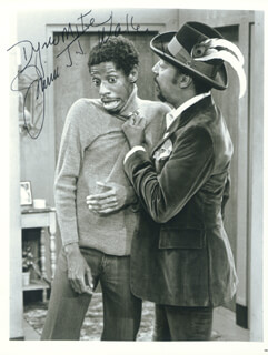 JIMMIE J. J. WALKER - AUTOGRAPHED SIGNED PHOTOGRAPH