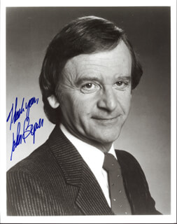 JOHN BYNER - AUTOGRAPHED SIGNED PHOTOGRAPH