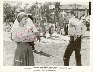 JOANNE WOODWARD - AUTOGRAPHED SIGNED PHOTOGRAPH