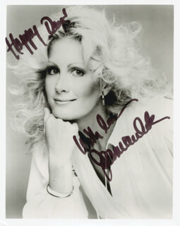 JOAN VAN ARK - AUTOGRAPHED SIGNED PHOTOGRAPH