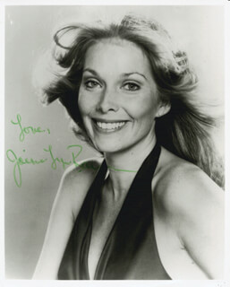 JAIME LYN BAUER - AUTOGRAPHED SIGNED PHOTOGRAPH