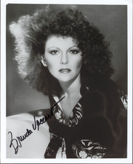 BRENDA VACCARO - AUTOGRAPHED SIGNED PHOTOGRAPH