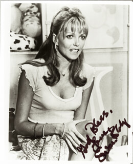SUSAN BLAKELY - AUTOGRAPHED SIGNED PHOTOGRAPH