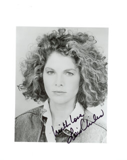 LOIS CHILES - AUTOGRAPHED SIGNED PHOTOGRAPH