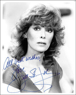 JILL ST. JOHN - AUTOGRAPHED SIGNED PHOTOGRAPH