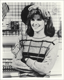 SUSAN SAINT JAMES - AUTOGRAPHED SIGNED PHOTOGRAPH