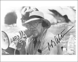 ROBERT B. ALTMAN - AUTOGRAPHED SIGNED PHOTOGRAPH