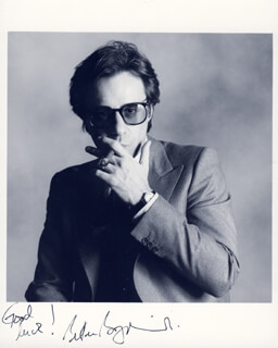 PETER BOGDANOVICH - AUTOGRAPHED SIGNED PHOTOGRAPH