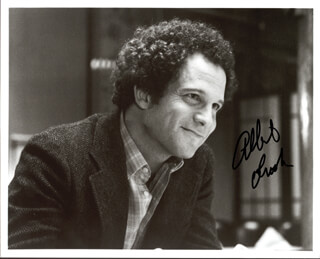 ALBERT BROOKS - AUTOGRAPHED SIGNED PHOTOGRAPH