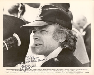 JOHN AVILDSEN - AUTOGRAPHED INSCRIBED PHOTOGRAPH