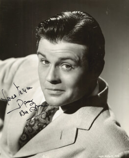 TOM BROWN - AUTOGRAPHED INSCRIBED PHOTOGRAPH