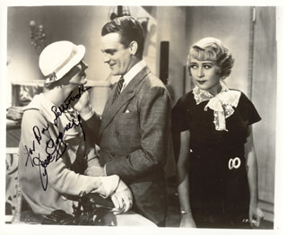 JAMES CAGNEY - AUTOGRAPHED INSCRIBED PHOTOGRAPH