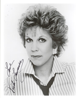 VICKI LAWRENCE - AUTOGRAPHED SIGNED PHOTOGRAPH