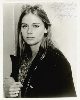 PEGGY LIPTON - AUTOGRAPHED SIGNED PHOTOGRAPH