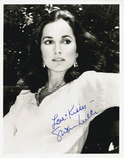 SUSAN LUCCI - AUTOGRAPHED INSCRIBED PHOTOGRAPH