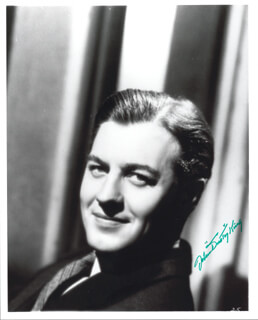 JOHN DUSTY KING - AUTOGRAPHED SIGNED PHOTOGRAPH