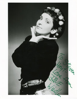 JANE WIEDLIN - AUTOGRAPHED INSCRIBED PHOTOGRAPH