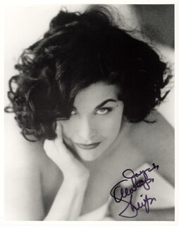 SHERILYN FENN - AUTOGRAPHED INSCRIBED PHOTOGRAPH