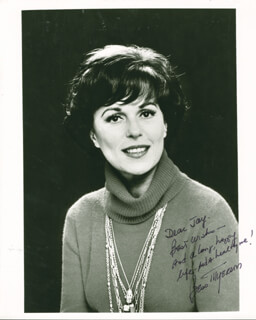 BESS MYERSON - AUTOGRAPHED INSCRIBED PHOTOGRAPH