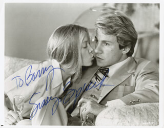 SISSY SPACEK - AUTOGRAPHED INSCRIBED PHOTOGRAPH