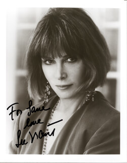 LEE GRANT - AUTOGRAPHED INSCRIBED PHOTOGRAPH