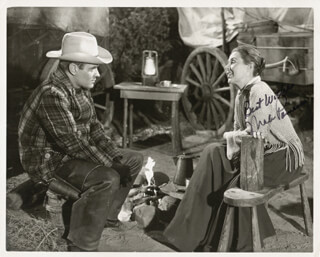 MALA POWERS - AUTOGRAPHED SIGNED PHOTOGRAPH