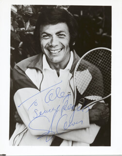 ED AMES - AUTOGRAPHED INSCRIBED PHOTOGRAPH