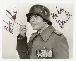 ARTE JOHNSON - AUTOGRAPHED INSCRIBED PHOTOGRAPH