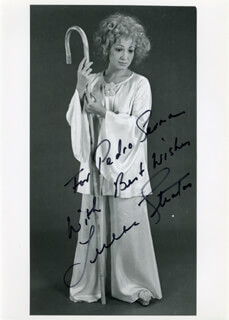 TERESA STRATAS - AUTOGRAPHED INSCRIBED PHOTOGRAPH
