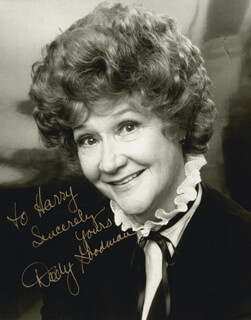 DODY GOODMAN - AUTOGRAPHED INSCRIBED PHOTOGRAPH