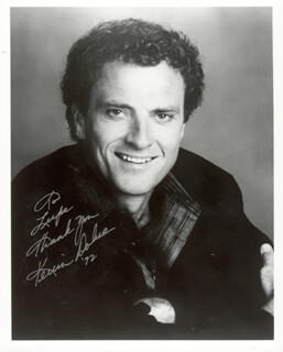 KEVIN DOBSON - AUTOGRAPHED INSCRIBED PHOTOGRAPH 1992