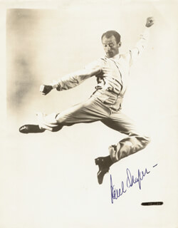 PAUL DRAPER - AUTOGRAPHED SIGNED PHOTOGRAPH