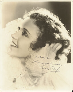 MAXINE DOYLE - AUTOGRAPHED INSCRIBED PHOTOGRAPH