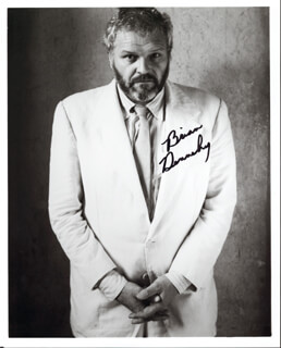 BRIAN DENNEHY - AUTOGRAPHED SIGNED PHOTOGRAPH