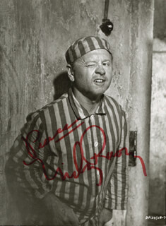 MICKEY ROONEY - AUTOGRAPHED SIGNED PHOTOGRAPH
