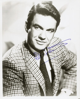 CLIFF ROBERTSON - AUTOGRAPHED SIGNED PHOTOGRAPH