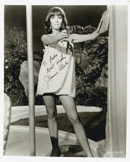 JANICE RULE - AUTOGRAPHED INSCRIBED PHOTOGRAPH