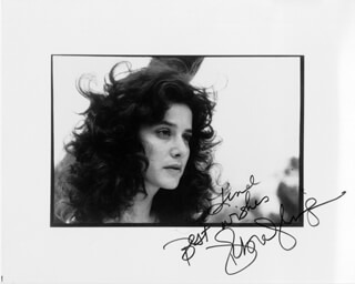 DEBRA WINGER - AUTOGRAPHED INSCRIBED PHOTOGRAPH