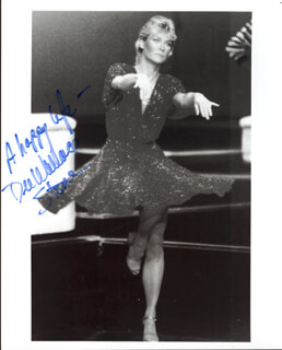 DEE WALLACE - AUTOGRAPHED SIGNED PHOTOGRAPH